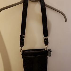 Coach, mini shoulder purse